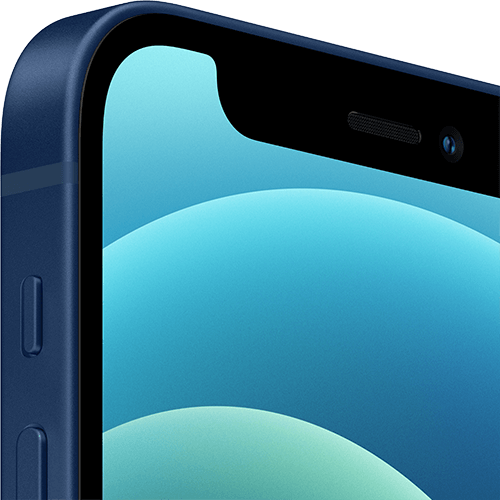 Apple iPhone 12 mini Blau Screen