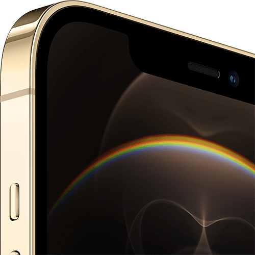 Apple iPhone 12 Pro Max Gold Screen