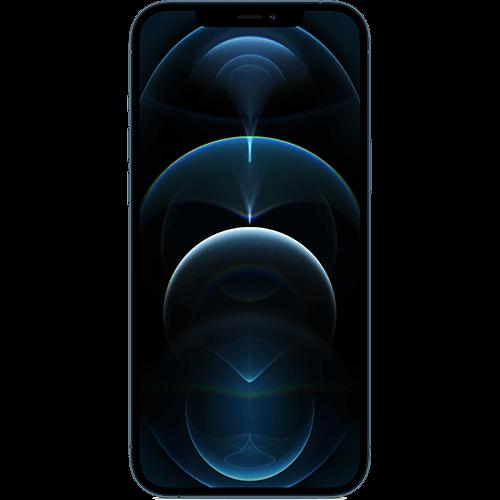 Apple iPhone 12 Pro Max Pazifikblau Vorne