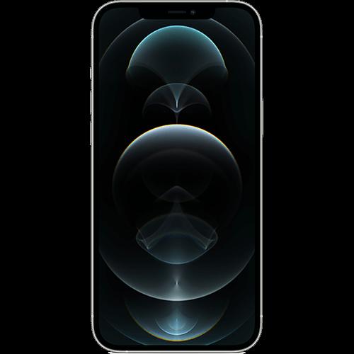 Apple iPhone 12 Pro Max Silber Vorne