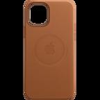 Apple Leder Case iPhone 12 / 12 Pro - Sattelbraun 99931398 kategorie