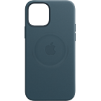 Apple Leder Case iPhone 12 mini - Baltischblau 99931410 kategorie