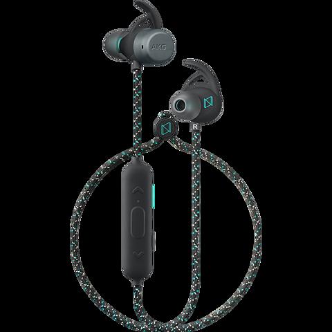 AKG N200A Wireless In-Ear Bluetooth-Kopfhörer - Schwarz 99931480 hinten
