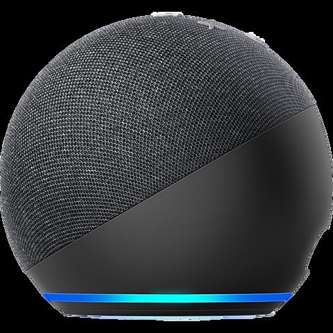 Amazon Echo Dot (4. Gen.) - Anthrazit 99931607 seitlich