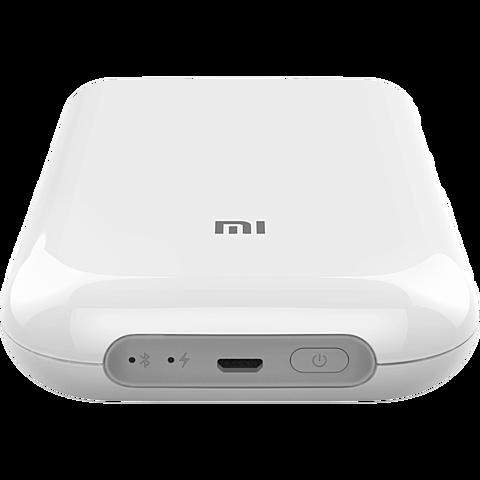 Xiaomi Mi tragbarer Fotodrucker - Weiß 99931653 hinten