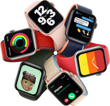 Apple Watch Familienkonfiguration