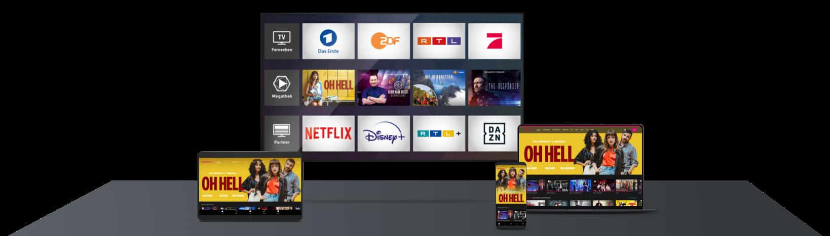 Magenta Tv Und Netflix