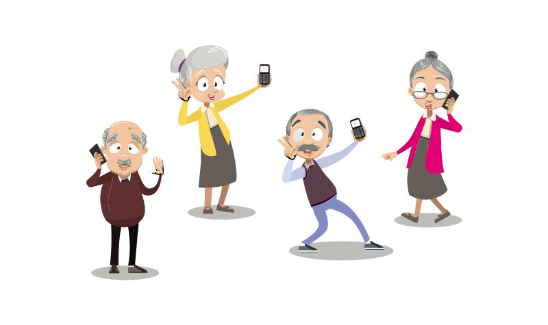Unsere Auswahl an Seniorenhandys