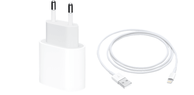 Apple Ladekabel
