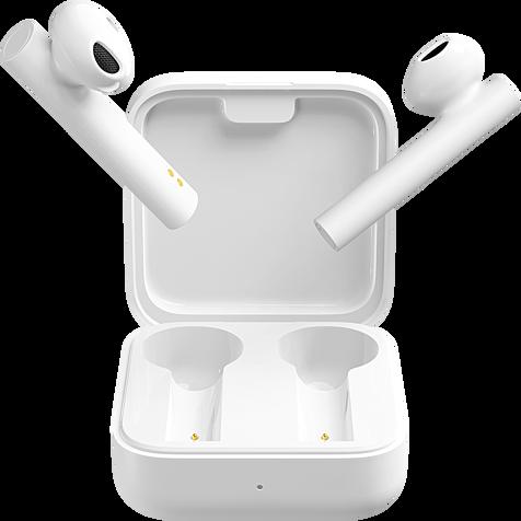 Xiaomi Mi True Wireless Bluetooth-Kopfhörer 2 Basic - Weiß 99931651 hero
