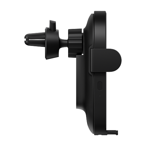Xiaomi Mi induktives Wireless Kfz-Ladegerät - Schwarz 99931649 seitlich