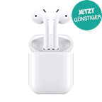 Apple AirPods mit Ladecase - Weiß 99929271 kategorie