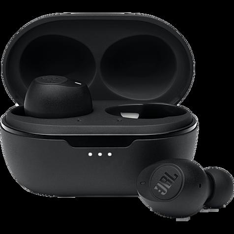 JBL Tune 115 TWS In-Ear Bluetooth-Kopfhörer - Schwarz 99931727 hero