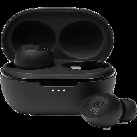 JBL Tune 115 TWS In-Ear Bluetooth-Kopfhörer - Schwarz 99931727 vorne