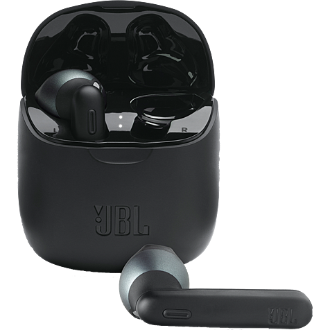 JBL Tune 225 TWS In-Ear Bluetooth-Kopfhörer - Schwarz 99931728 hero