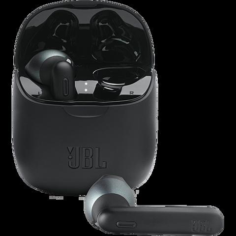 JBL Tune 225 TWS In-Ear Bluetooth-Kopfhörer - Schwarz 99931728 vorne