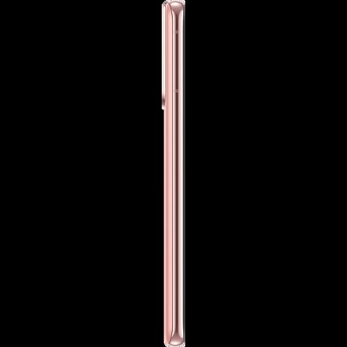 Samsung Galaxy S21 5G Phantom Pink Seite
