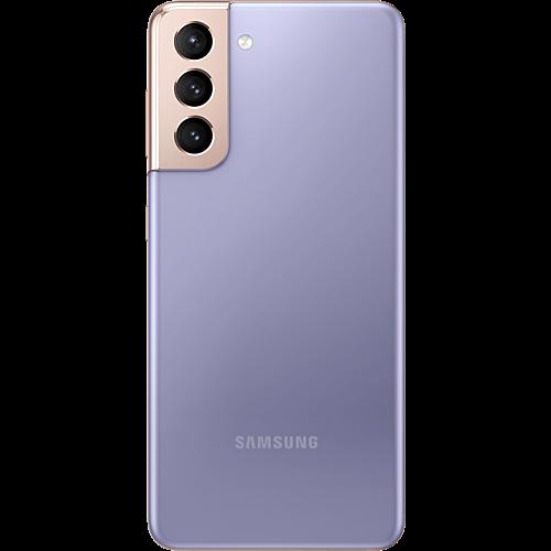 Samsung Galaxy S21 5G Phantom Violet Hinten