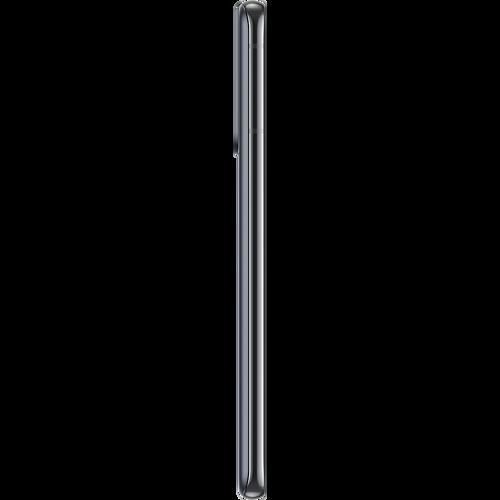 Samsung Galaxy S21 5G Phantom Gray Seite