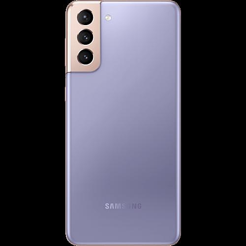 Samsung Galaxy S21+ 5G Phantom Violet Hinten