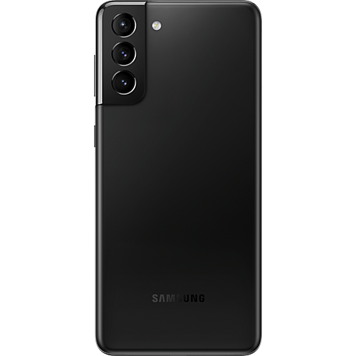 Samsung Galaxy S21+ 5G Phantom Black Hinten