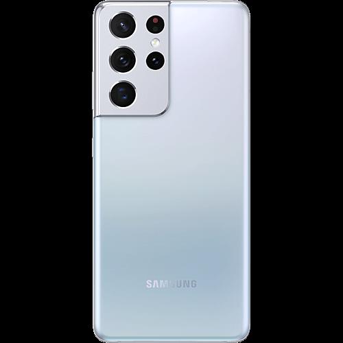 Samsung Galaxy S21 Ultra 5G Phantom Silver Hinten