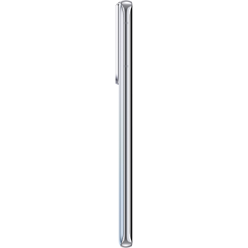 Samsung Galaxy S21 Ultra 5G Phantom Silver Seite