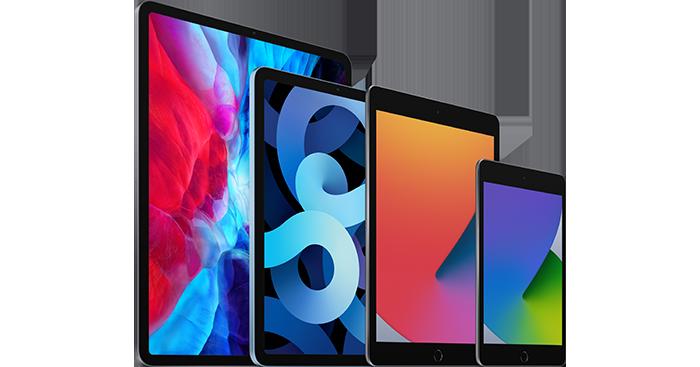 iPads vergleichen: Alle Modelle in der Übersicht