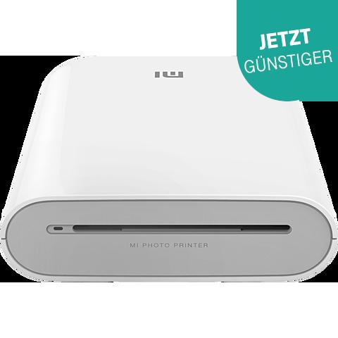 Xiaomi Mi tragbarer Fotodrucker - Weiß 99931653 vorne