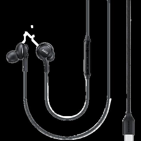 Samsung EO-IC100 In-Ear Kopfhörer USB Type-C - Schwarz 99931746 hero