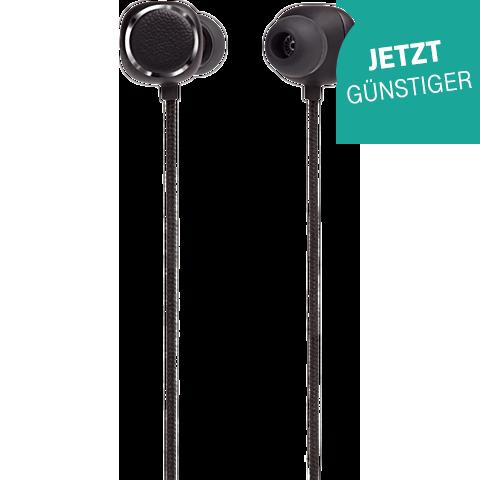 Harman Kardon FLY Wireless In-Ear Bluetooth-Kopfhörer - Schwarz 99931264 vorne