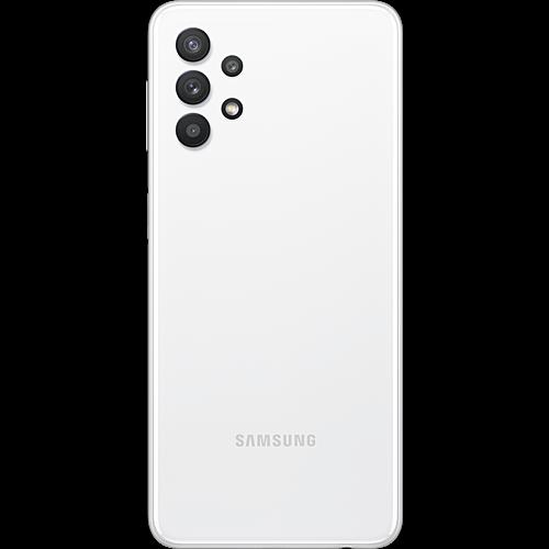 Samsung Galaxy A32 5G Awesome White Hinten