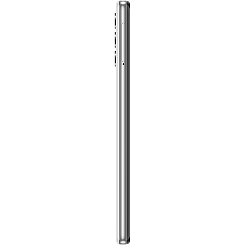 Samsung Galaxy A32 5G Awesome White Seite