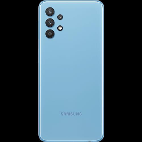 Samsung Galaxy A32 5G Awesome Blue Hinten