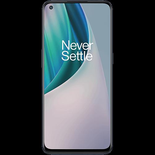 OnePlus Nord N10 5G + Buds Z Midnight Ice Vorne