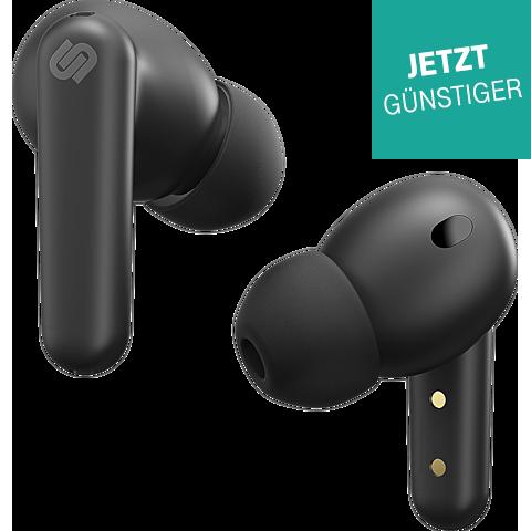 Urbanista London Wireless Bluetooth-Kopfhörer-Schwarz 99931483 vorne