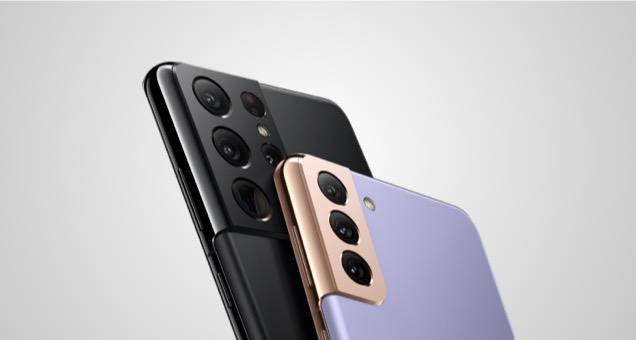 Samsung Galaxy S21 5G Smartphones