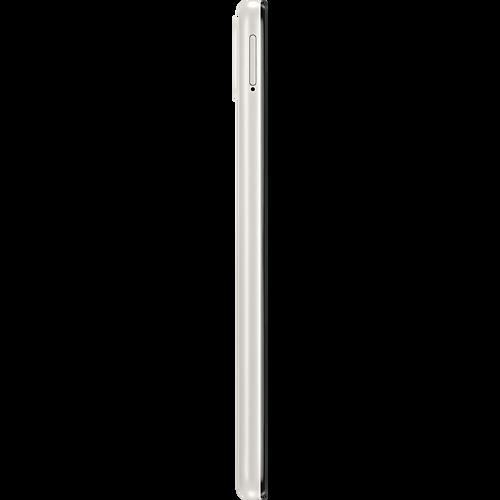 Samsung Galaxy A12 White Seite