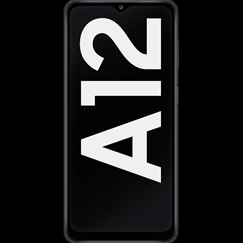 Samsung Galaxy A12 Black Vorne