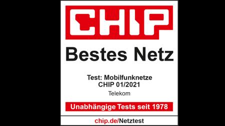 Bestes Netz Testsieger