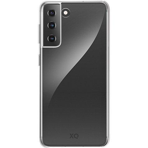 xqisit Flex Case Samsung Galaxy S21+ - Transparent 99931780 hero