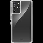 xqisit Flex Case Samsung Galaxy S21 Ultra - Transparent 99931781 kategorie