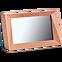 AsWeShare Digitaler Bilderrahmen Familink - Braun 99930115 seitlich thumb