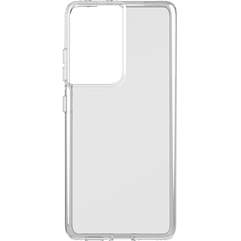 Tech21 Evo Clear Hülle Samsung Galaxy S21 Ultra 5G - Transparent 99931380 vorne