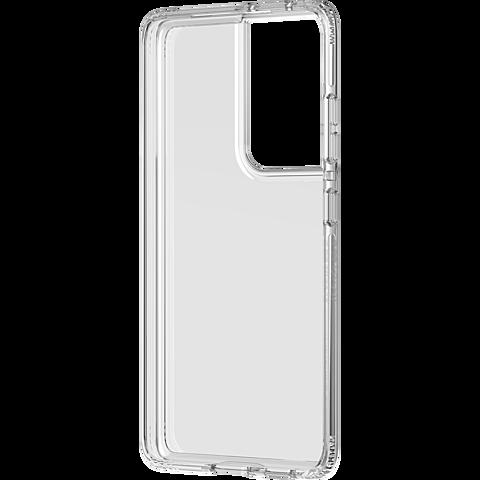 Tech21 Evo Clear Hülle Samsung Galaxy S21 Ultra 5G - Transparent 99931380 hinten