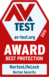 AV Test Award - Best Protection