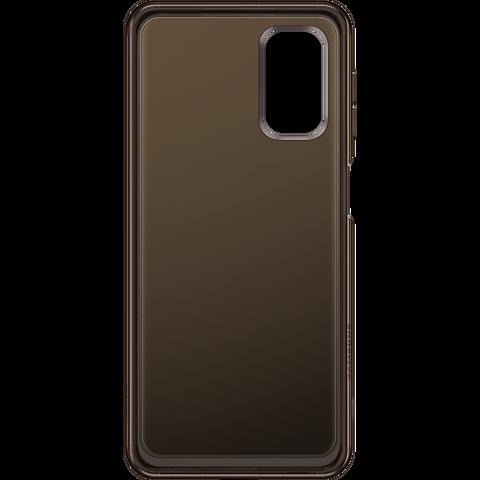 Samsung Soft Clear Cover Galaxy A32 - Schwarz 99931847 hinten