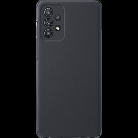 Samsung Smart S-View Wallet Cover Galaxy A32 - Schwarz 99931846 hinten
