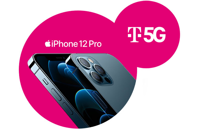iPhone 12 Pro im größten 5G-Netz