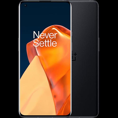 OnePlus 9 Pro 5G Stellar Black Vorne und Hinten